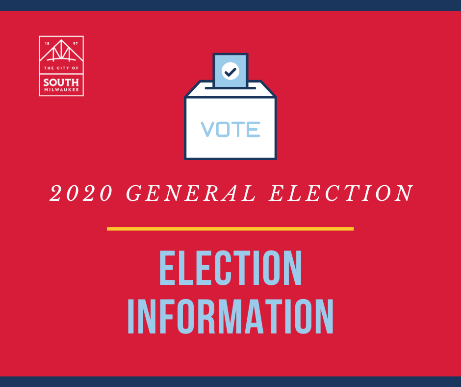 2020 General Election Information