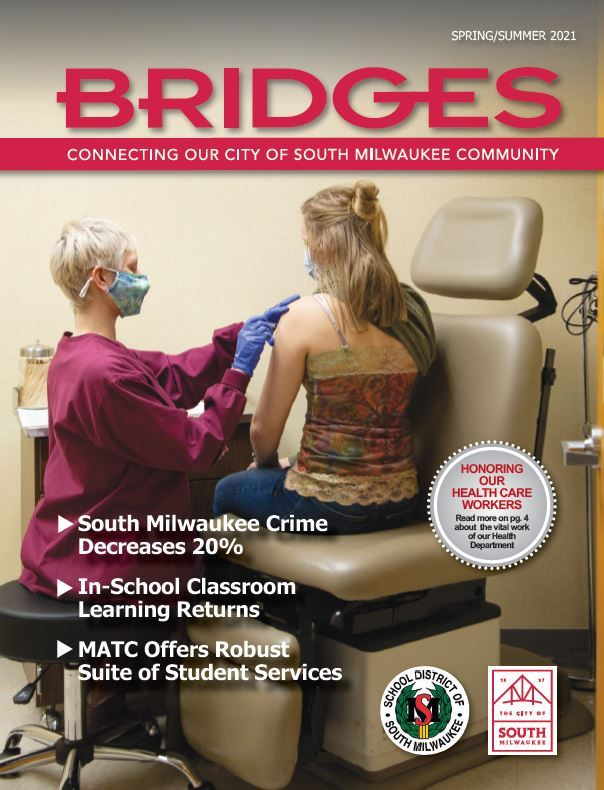 Bridges 2021 Spring Cover
